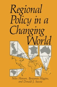 Cover Regional Policy in a Changing World