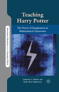 Cover Teaching Harry Potter