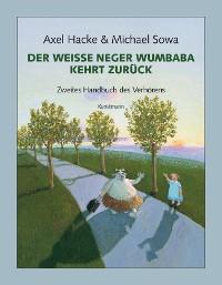 Cover Der weiße Neger Wumbaba kehrt zurück