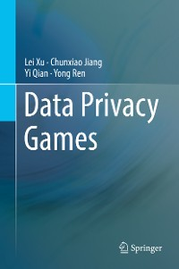 Cover Data Privacy Games