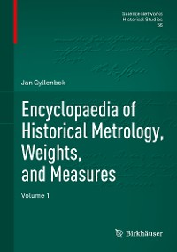 Cover Encyclopaedia of Historical Metrology, Weights, and Measures