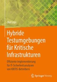 Cover Hybride Testumgebungen für Kritische Infrastrukturen