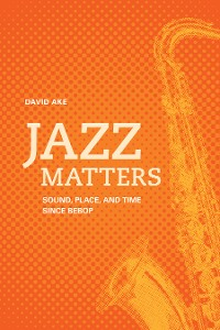 Cover Jazz Matters