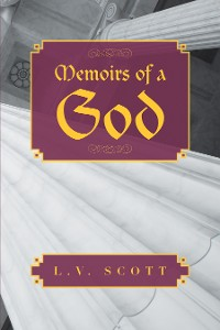 Cover Memoirs of a God