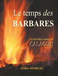 Cover Le temps des barbares