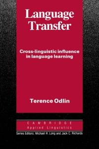 Cover Language Transfer