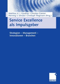 Cover Service Excellence als Impulsgeber