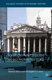 Cover An Economist's Guide to Economic History