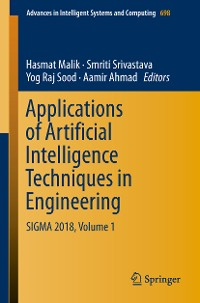 Cover Applications of Artificial Intelligence Techniques in Engineering