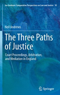 Cover The Three Paths of Justice