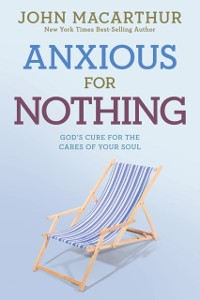 Cover Anxious for Nothing