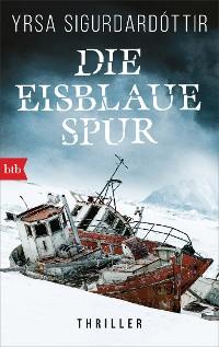 Cover Die eisblaue Spur