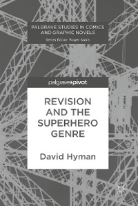 Cover Revision and the Superhero Genre