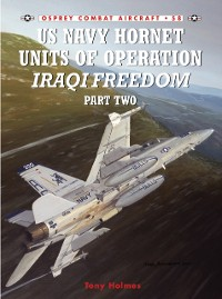 Cover US Navy Hornet Units of Operation Iraqi Freedom (Part Two)