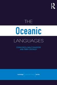 Cover Oceanic Languages