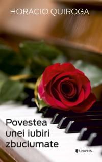 Cover Povestea unei iubiri zbuciumate
