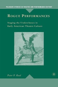 Cover Rogue Performances