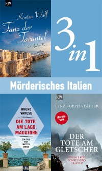 Cover Mörderisches Italien (3in1-Bundle)