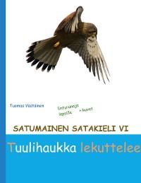 Cover Satumainen satakieli VI Tuulihaukka lekuttelee