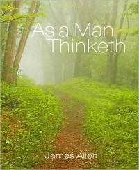 Cover As a Man Thinketh