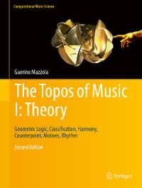 Cover The Topos of Music I: Theory