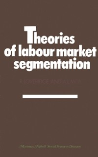 Cover Theories of labour market segmentation