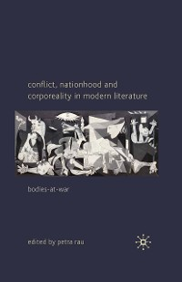 Cover Conflict, Nationhood and Corporeality in Modern Literature