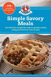 Cover Simple Savory Meals