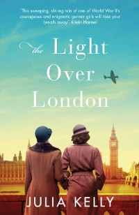 Cover Light Over London