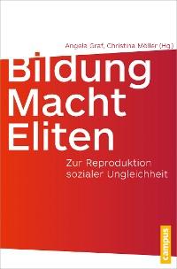 Cover Bildung – Macht – Eliten