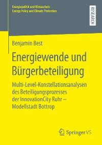 Cover Energiewende und Bürgerbeteiligung