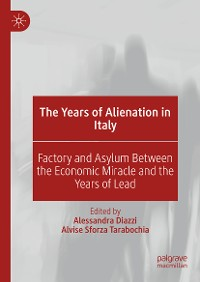 Cover The Years of Alienation in Italy