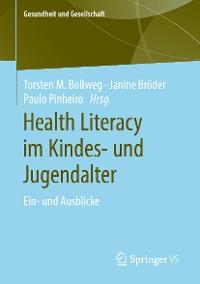 Cover Health Literacy im Kindes- und Jugendalter