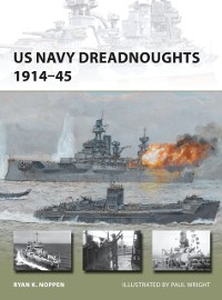 Cover US Navy Dreadnoughts 1914 45