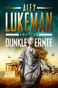 Cover DUNKLE ERNTE (Project 4)