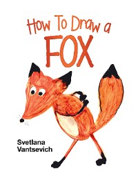 Cover How to Draw a Fox