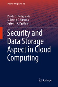 Cover Security and Data Storage Aspect in Cloud Computing