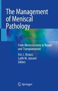 Cover The Management of Meniscal Pathology