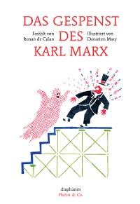 Cover Das Gespenst des Karl Marx
