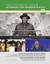 Cover Governance and Leadership in Africa