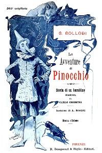 Cover Le avventure di Pinocchio (Edizione Originale Illustrata)