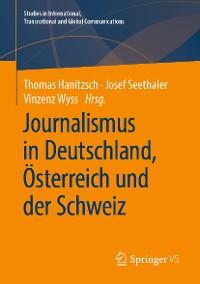 Cover Journalismus in Deutschland, Österreich und der Schweiz