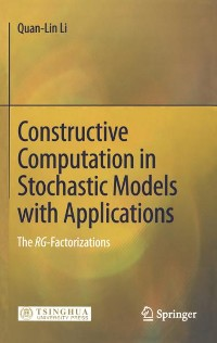 Cover Constructive Computation in Stochastic Models with Applications