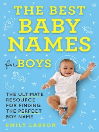 Cover The Best Baby Names for Boys