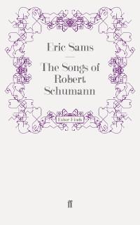 Cover The Songs of Robert Schumann