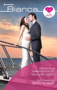 Cover Embarazada del magnate griego - Ciegos al amor