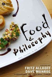 Cover Food and Philosophy