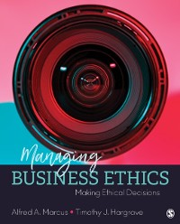 Cover Managing Business Ethics