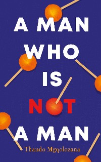 Cover A Man Who Is Not A Man