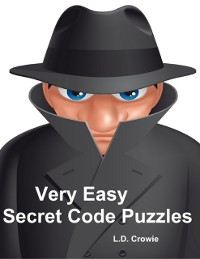 Cover Very Easy Secret Code Puzzles
